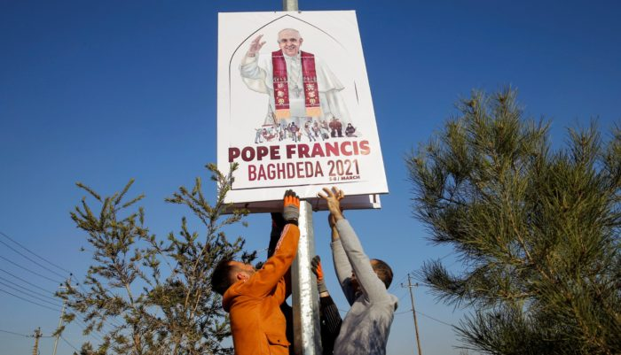 Los datos de la Iglesia en Irak de cara al viaje del Papa