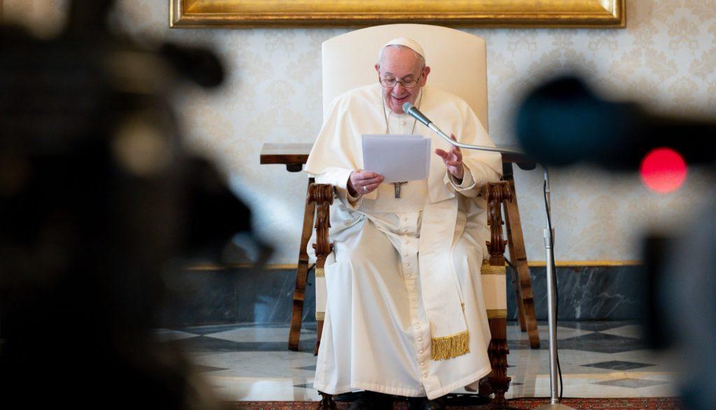 audiencia papa francisco