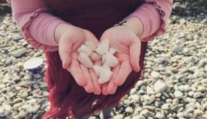 piedras en el bolsillo
