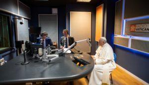papa en radio vaticana