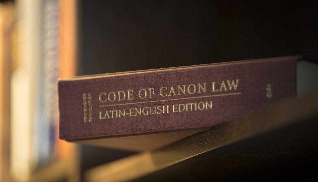 código derecho canonico
