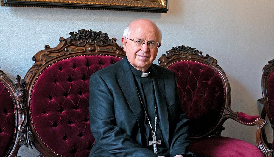 Mons Julian Barrio