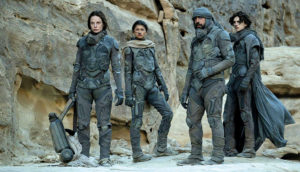 Imagen de la película Dune.